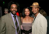 Director Lee Daniels, Rochelle Aytes and Cuba Gooding Jr. at the after party of the Los Angeles premiere of