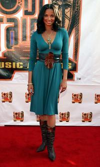 Rochelle Aytes at the 21st Annual Soul Train Music Awards.