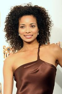 Rochelle Aytes at the 20th Annual Soul Train Music Awards.