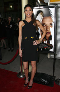 Jennifer Carpenter at the California premiere of