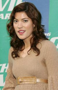 Jennifer Carpenter at the 2006 MTV Movie Awards.