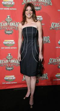 Jennifer Carpenter at the Spike TV's