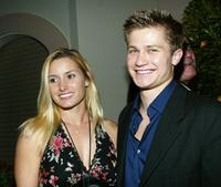 Lynn Basley and Pawel Szajda at the after party of the premiere of