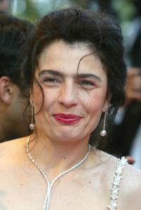 Arsinee Khanjian at the official screening of