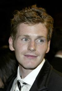 Shaun Evans at the gala screening of