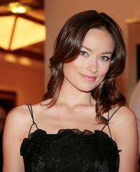 Olivia Wilde at the White House Correspondents Association Dinner.
