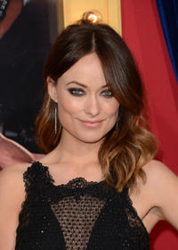 Olivia Wilde at the California premiere of