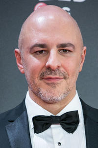Roberto Alamo at the 31st Goya Cinema Awards in Madrid.