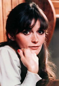 Undated photo of famous US actress Margot Kidder.