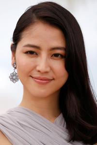 Masami Nagasawa at a photo call for