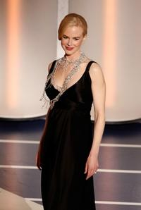 Nicole Kidman at the 80th Annual Academy Awards.