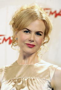 Nicole Kidman at the Rome Film Festival.
