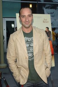 Tony Hale at the Los Angeles premiere of