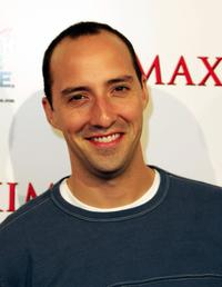 Tony Hale at the Maxim Magazine Bowls for Dollars event.
