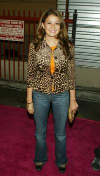 Alia Shawkat at the Hot Young Hollywood Party.