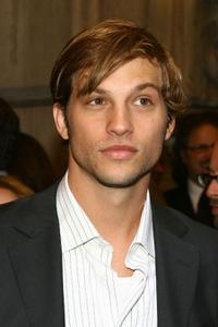 Logan Marshall-Green at the Broadway opening of