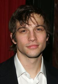 Logan Marshall-Green at the after party of the opening night of