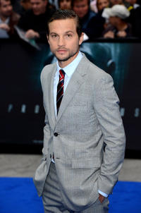 Logan Marshall-Green at the World premiere of