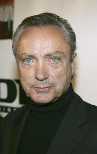 Udo Kier at the Hollywood for the launch party of