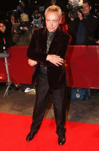 Udo Kier at the premiere of