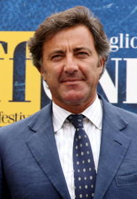 Luca Barbareschi at the Giffoni Film Festival.