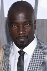 Mike Colter at the New York premiere of