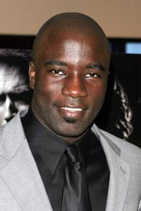Mike Colter at the special screening of