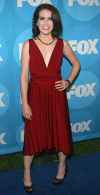 Crista Flanagan at the 2006 Fox Summer TCA Party.