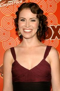 Crista Flanagan at the FOX Fall Casino Party.