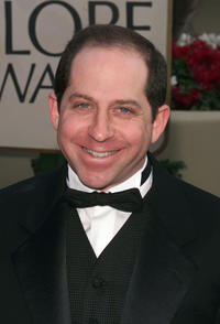 Jason Kravits at the 58th Annual Golden Globe Awards in California.