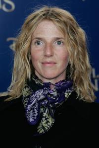 Sandrine Kiberlain at the premiere for