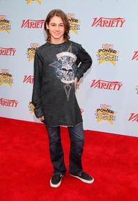 Dominic Scott Kay at the Variety's 3rd Annual