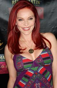 Carmit Bachar at the David LaChapelle's Remy Martin V.S.O.P. Bottle Unveiling.