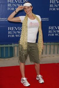 Carmit Bachar at the 15th Annual EIF Revlon Run/Walk For Women.