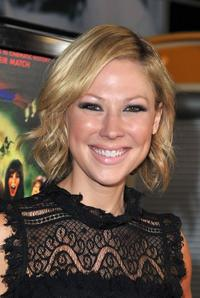 Desi Lydic at the Los Angeles premiere of