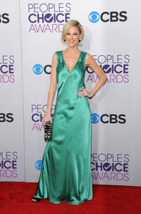 Desi Lydic at the 39th Annual People's Choice Awards.