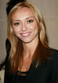 Giuliana DePandi at the A & E Television Networks' 20th anniversary celebration.