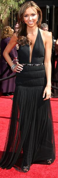 Giuliana DePandi at the 59th Annual Primetime Emmy Awards.