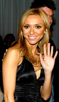 Giuliana DePandi at the Louis Verdad fashion show during the Mercedes-Benz Shows LA Spring 2004 Collections.