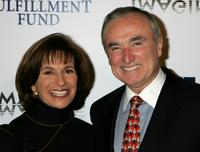 Rikki Klieman and William J. Bratton at the Fulfillment Fund Annual