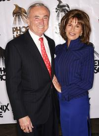 William J. Bratton and his Wife Rikki Klieman at the Fifth Annual Triumph for Teens Awards gala.