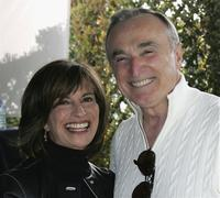 Rikki Klieman and William J. Bratton at the John Varvatos 4th Annual Stuart House Benefit.