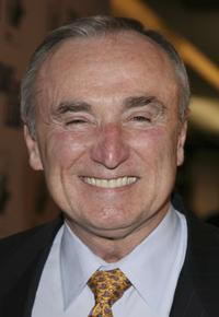 William J. Bratton at the screening of