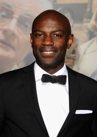 David Gyasi at the California premiere of