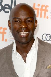 David Gyasi at the premiere of