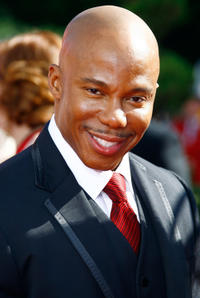 Erik King at the 60th Primetime Emmy Awards in California.