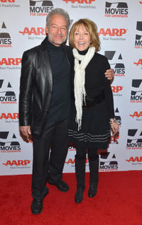 Perry King and Susan Blakely at the 12th Annual Movies for Grownups Awards Gala.