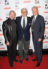 Perry King, Michael Nouri and Bruce Boxleitner at the 11th Annual Movies For Grownups Awards Gala.
