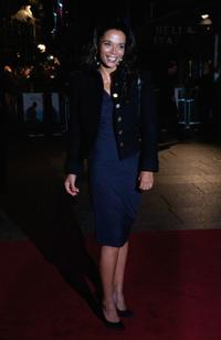 Rowena King at the UK premiere of