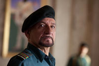 Ben Kingsley as Tamir in ``The Dictator.''